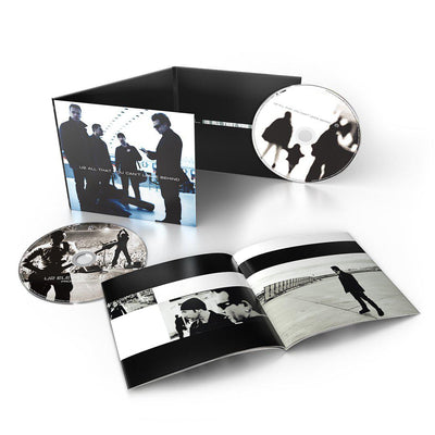 All That You Can't Leave Behind (20th Anniversary) 2CD-U2