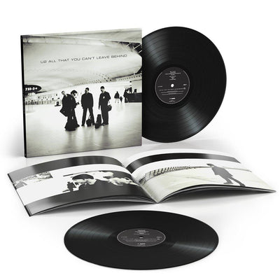 All That You Can't Leave Behind (20th Anniversary) 2LP-U2