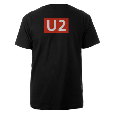 U2 Experience Live In Berlin Black T-shirt-U2