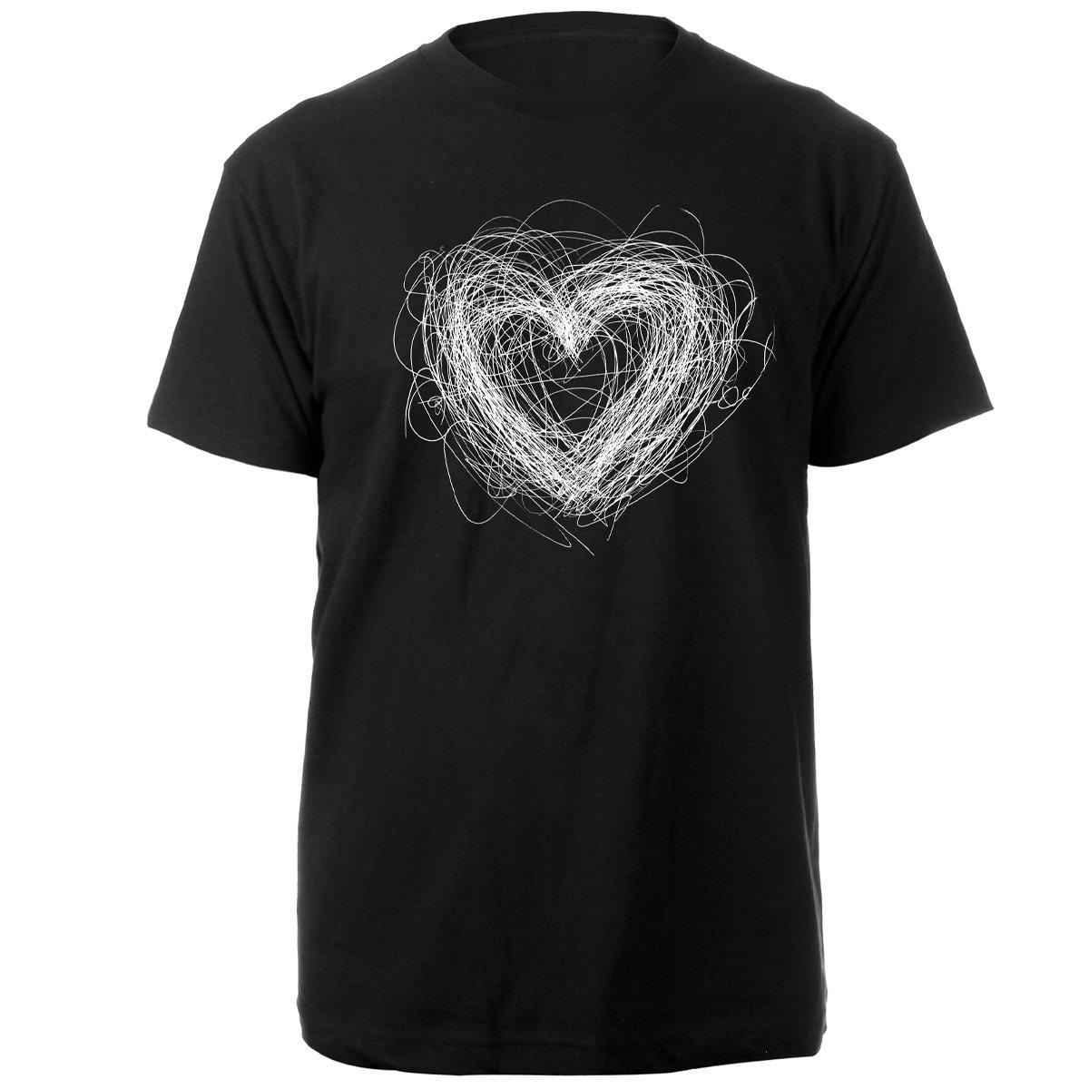 Heart Live From Boston Black Tee