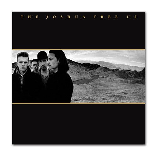U2 The Joshua Tree Standard CD-U2