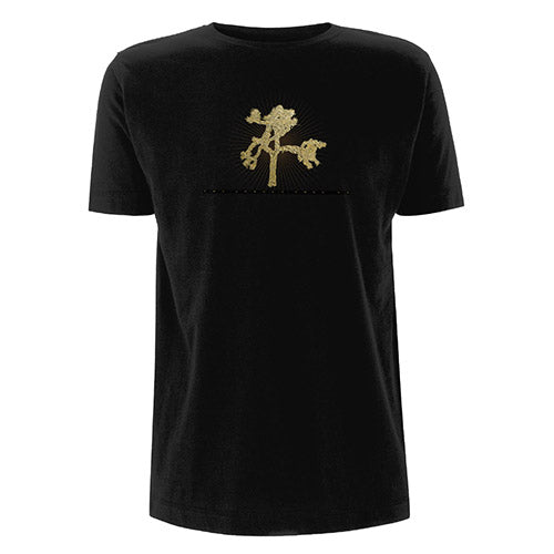 U2 The Joshua Tree Album Black T-shirt-U2