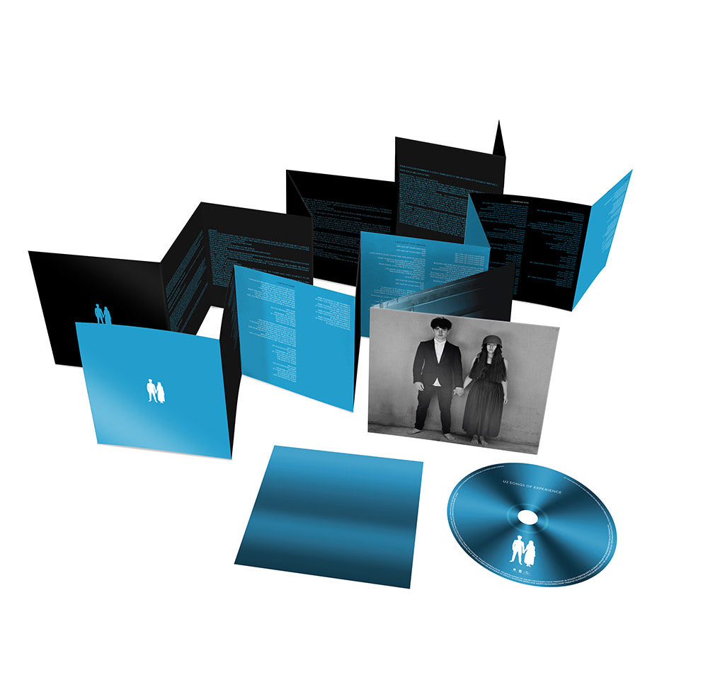 Songs Of Experience Deluxe CD-U2