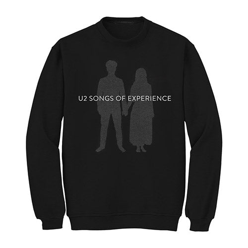 Songs of Experience Photo Black Sweatshirt