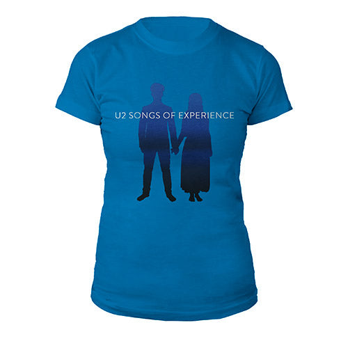 Songs of Experience Silhouette Blue Babydoll-U2