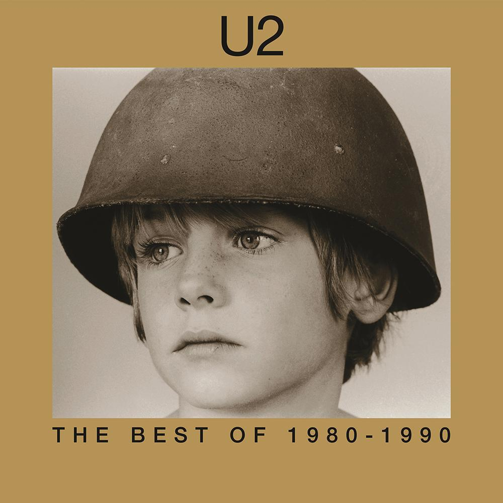 U2 The Best of 1980-1990 2LP-U2