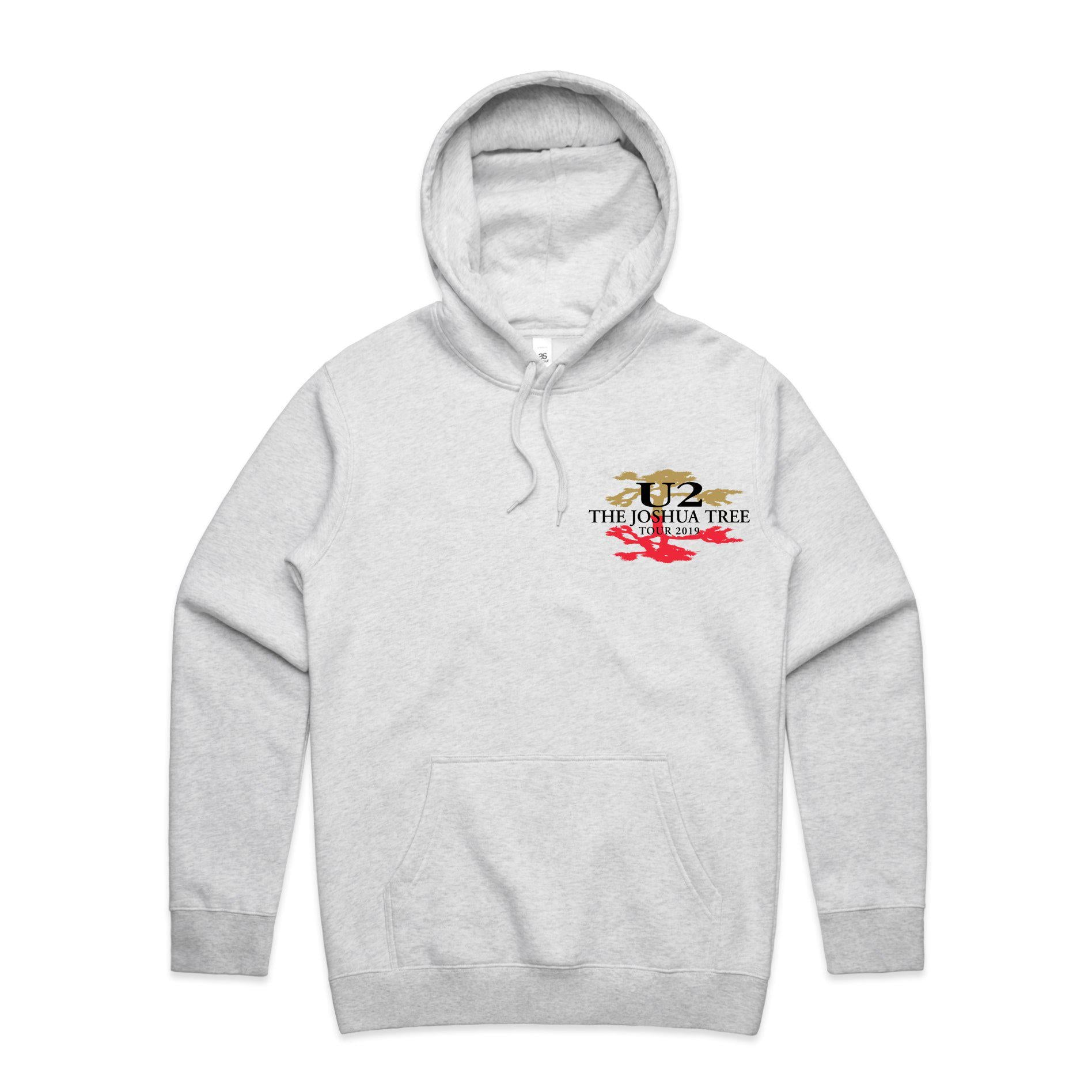 Joshua Tree Tour 2019 Hooded Sweatshirt-U2
