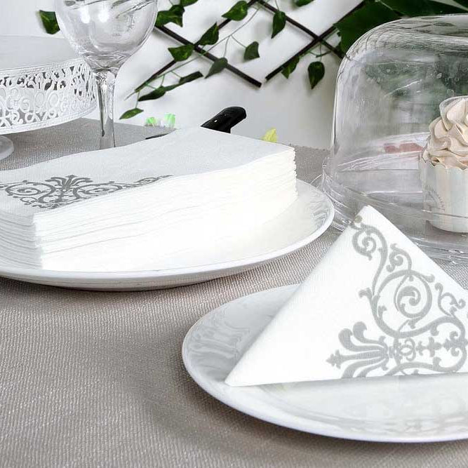 Yes, You Can Use Paper Napkins for Your Event!