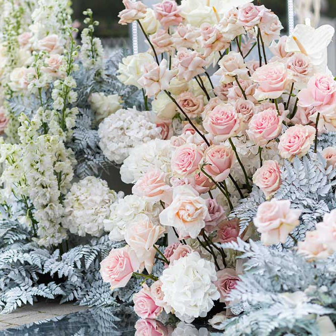 Gorgeous Garden Wedding Color Pairings You'll Love