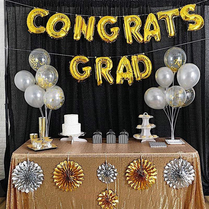 "1 pc 16"" Mylar Foil Balloon - Gold Letter Y BLOON_16GD_Y"