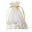 "10 pcs 5x7"" Sheer Organza Bags with Pull String - Champagne BAG_5X7_CHMP"