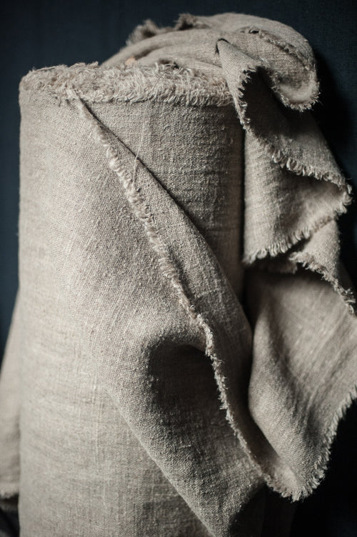 Raw Linen Softened