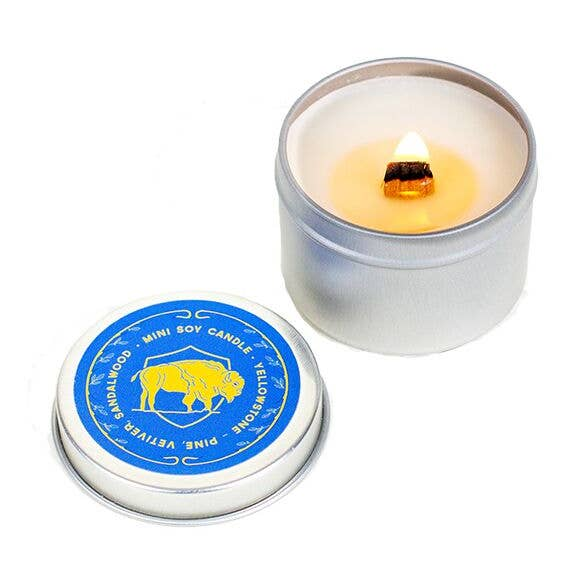 Good and Well Yellowstone Candle