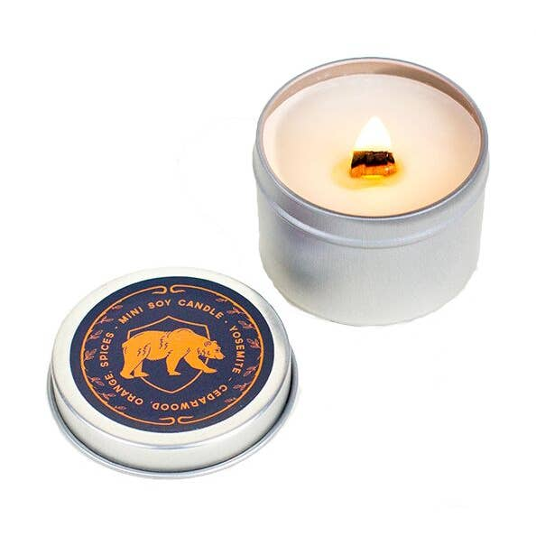 Good and Well Yosemite Candle
