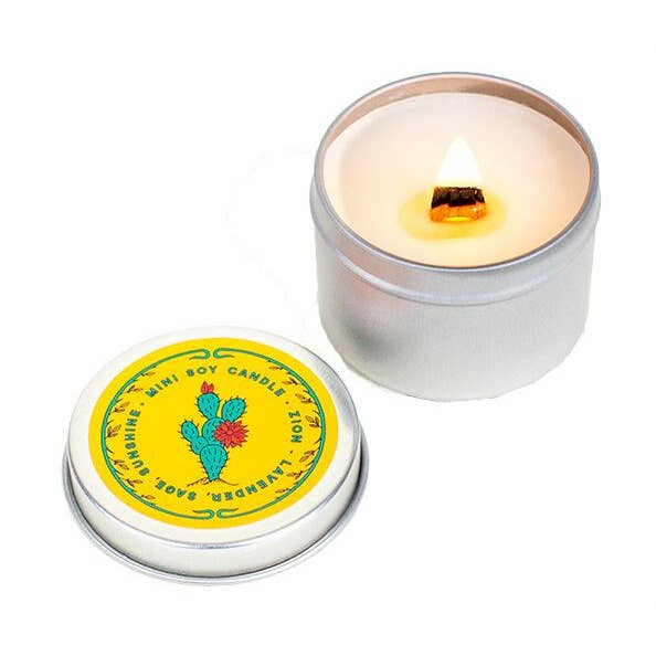 Good and Well Zion Candle