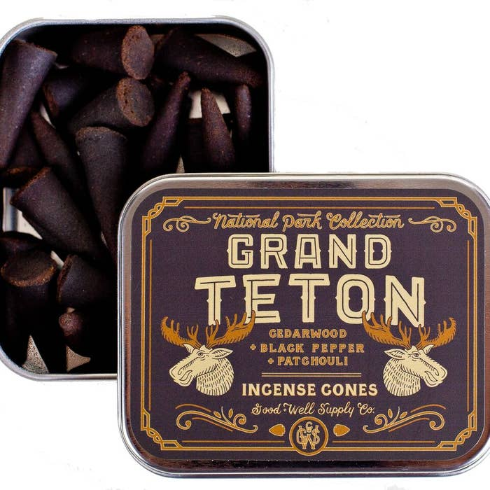 Good and Well Grand Teton Incense