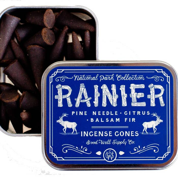 Good and Well Rainier Incense