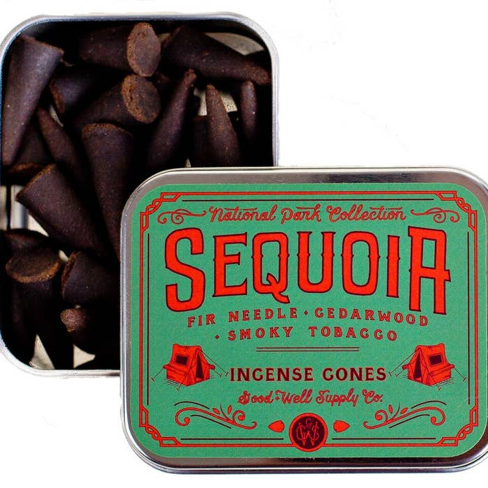 Good and Well Sequoia Incense