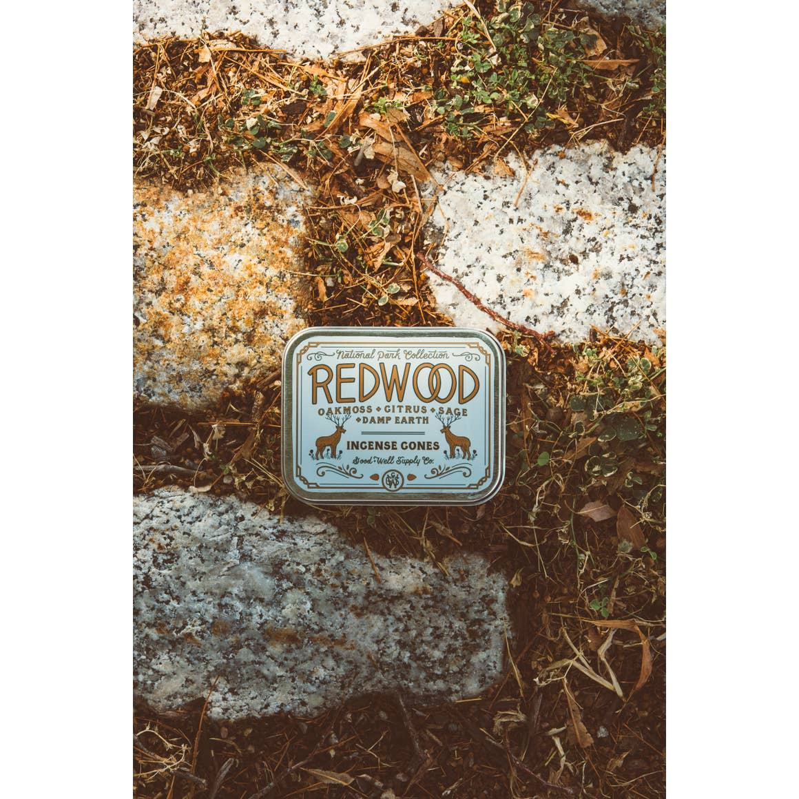 Good and Well Redwood Incense