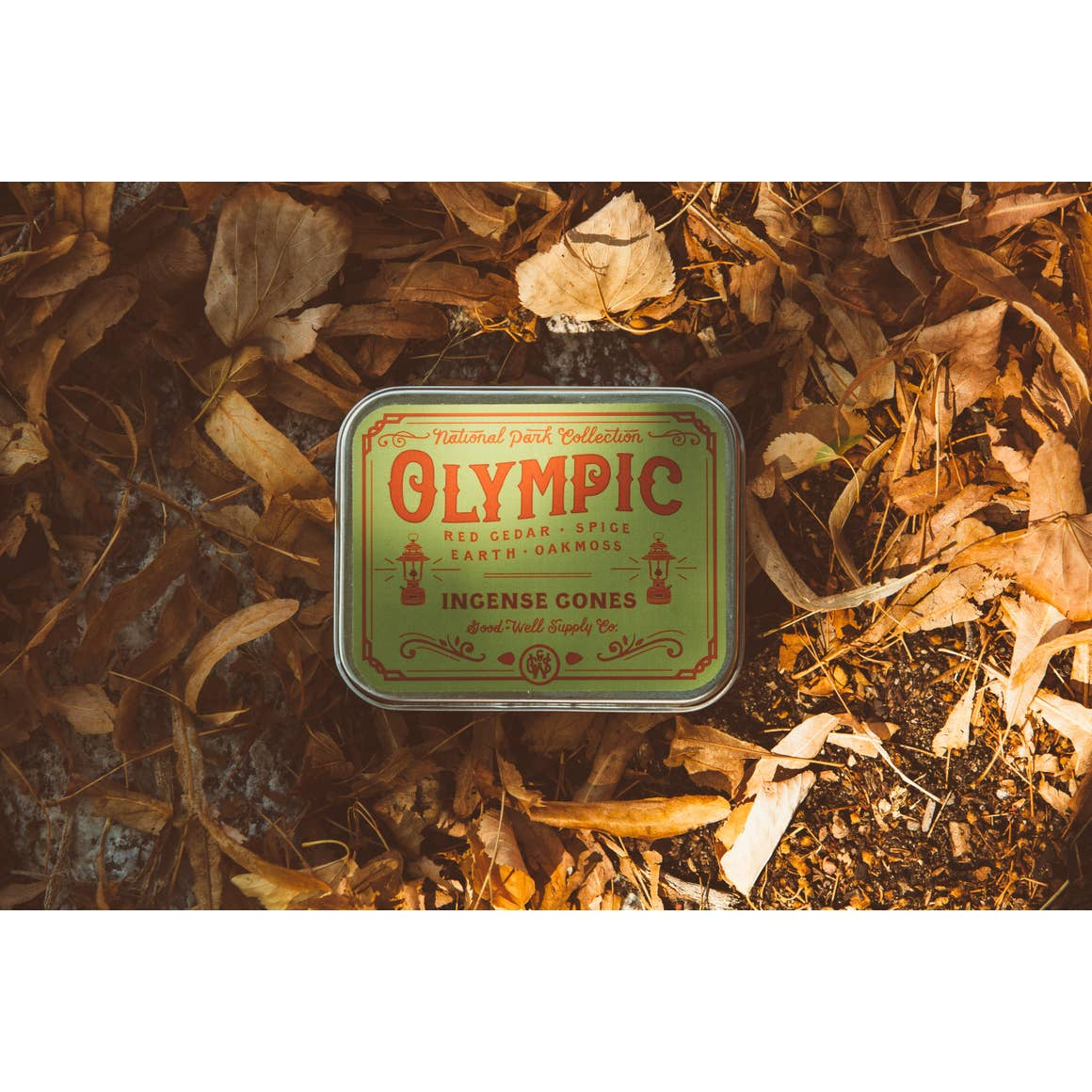Good and Well Olympic Incense