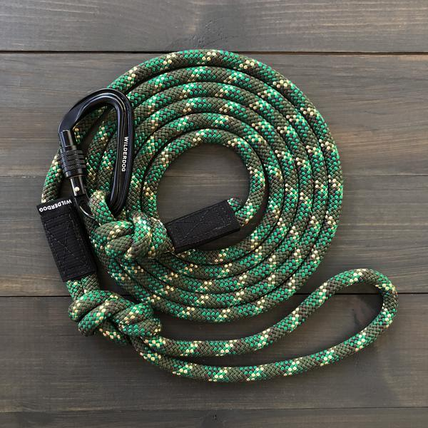 Wilderdog Camo Leash