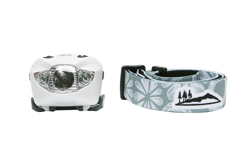 Woosah x Third Eye Petoskey Headlamp
