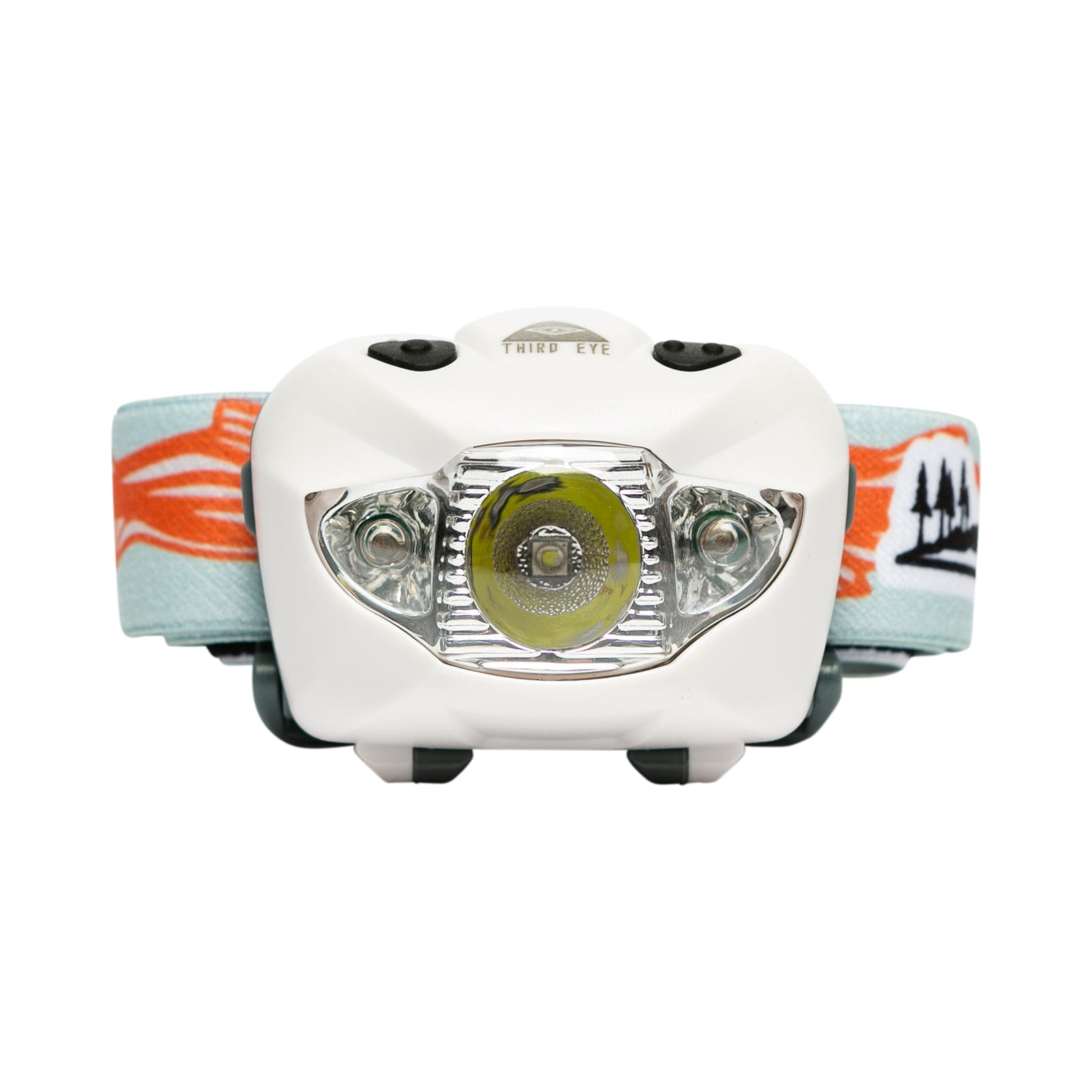 Woosah x Third Eye Fish Headlamp