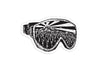 Alpine Goggle Sticker