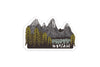 North Cascades Sticker