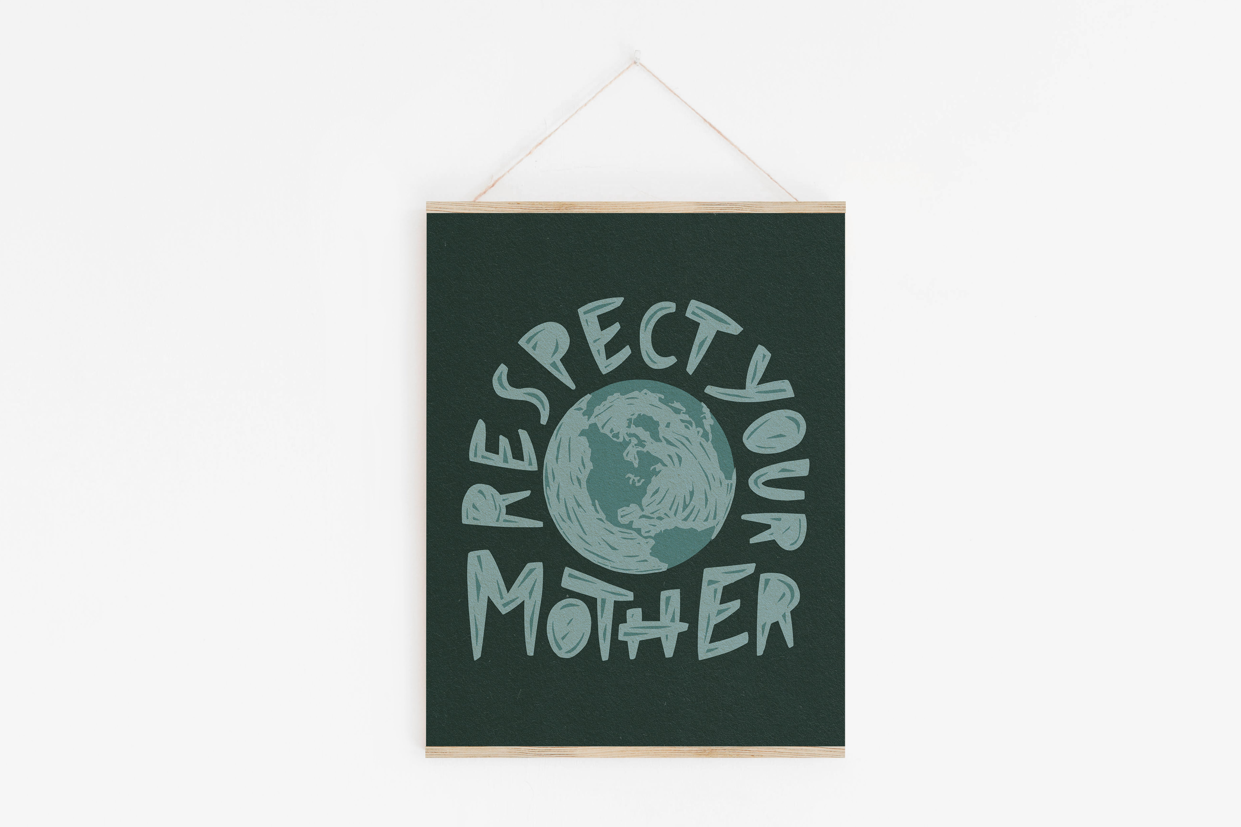 Respect Your Mother Print
