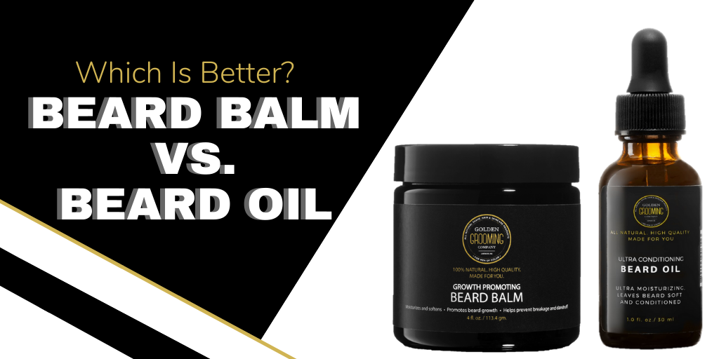 Beard Balm Vs. Beard Oil – Which Is Better for Black Men?