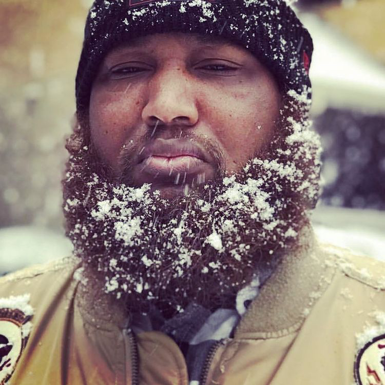 How To Care for your Quarantine Beard this Winter
