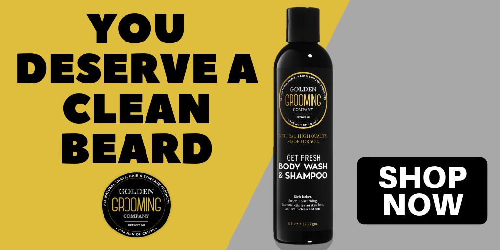 Best Beard Wash for Black Men