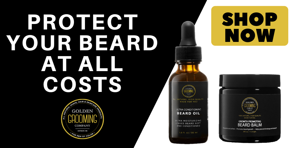 Best Beard Oil and Beard Balm for Black Men