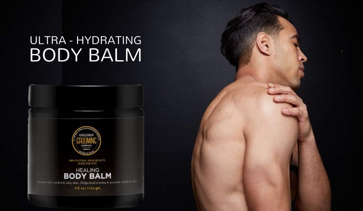 all natural body balm works to provide moisture all day long. It protects the skin while it restores and maintains a normal moisture level