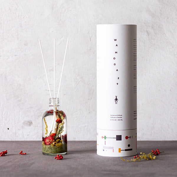 SWEET FLOWER DREAM - HERBARIUM AROMA DIFFUSER LIMITED EDITION - NEW YEAR'S FORTUNE