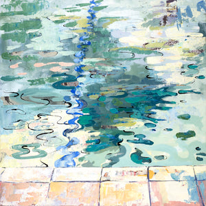 'Pells pool' original *SOLD*