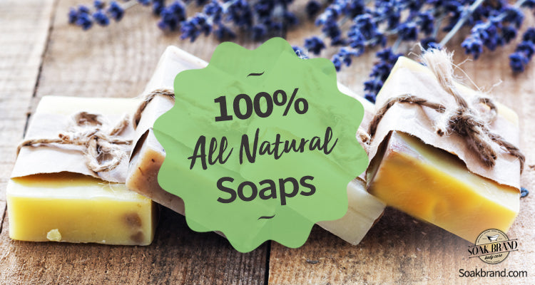 Handmade Natural Soaps - What Are They & Why You Should Use Them