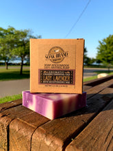 Load image into Gallery viewer, Lady Lavender Natural Soap Bar