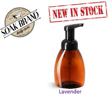 Load image into Gallery viewer, Lady Lavender Natural Foaming Soap