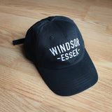 W-E Proud Dad Hat - Black