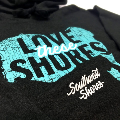 Love These Shores Hoodie