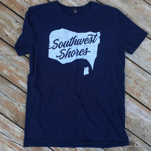 Southwest Shores Logo Tee