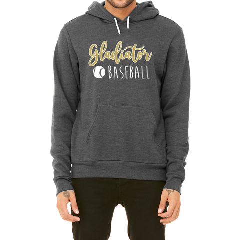 Gladiator Fleece Pullover