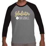 Gladiators 3/4 Sleeve