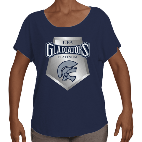 Gladiators Platinum Tri-Blend Dolman