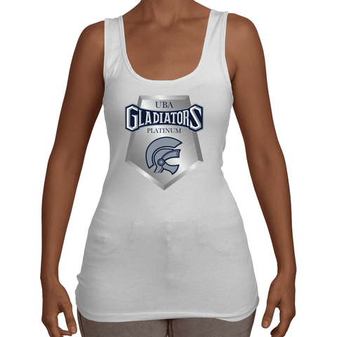 Gladiators Platinum Jersey Tank