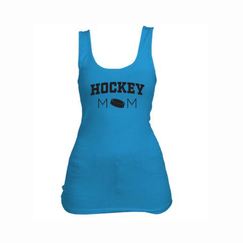 Hockey Mom V1 Jersey Tank