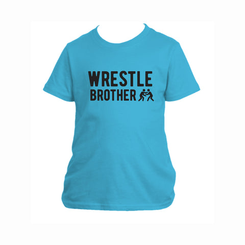 Wrestle Brother Youth Tee