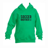 Soccer Brother Youth 50/50 Hoodie